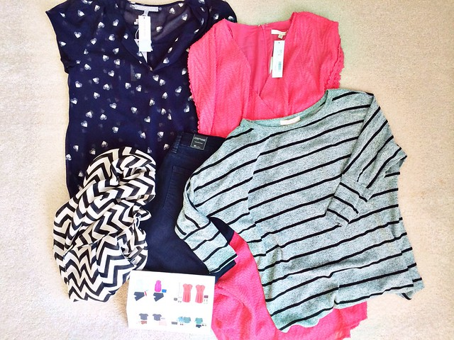 Stitch Fix April 2014