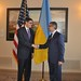 U.S. Department of the Treasury: Secretary Lew and Ukrainian Finance Minister Oleksandr Shlapak meet at Treasury (Monday Apr 14, 2014, 9:39 AM)