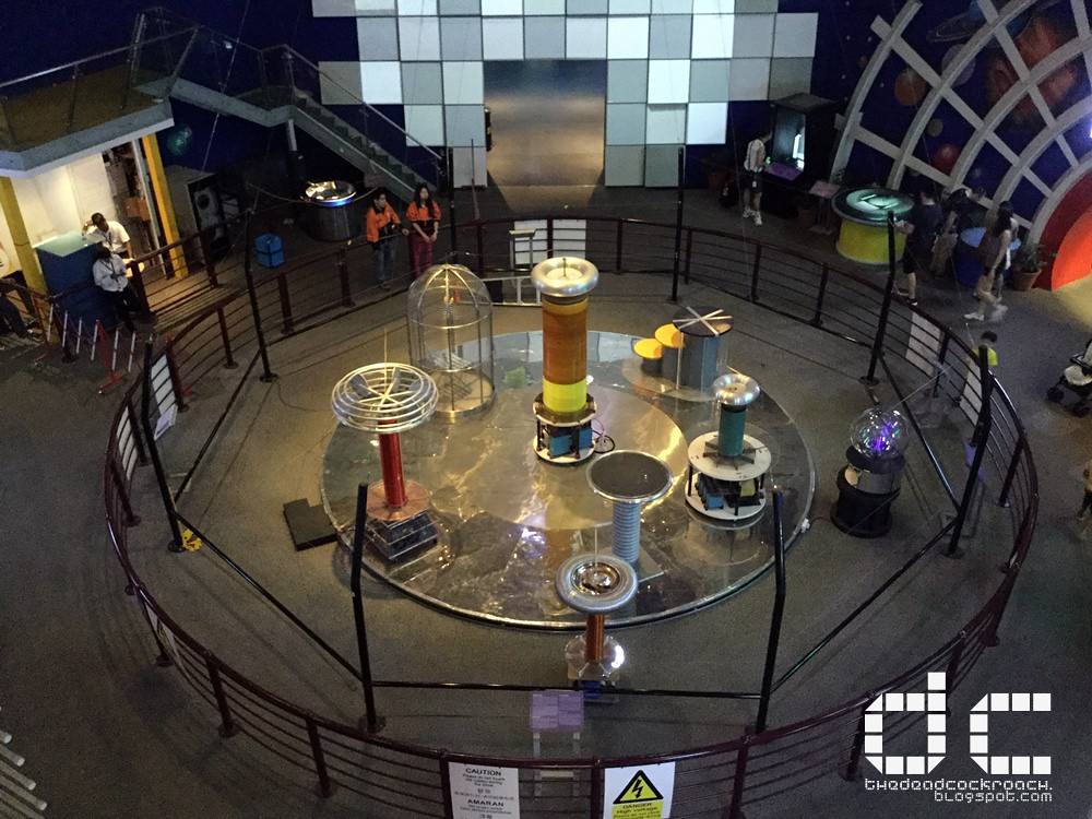 cloud ring, einstein, ice bodies, personal, science, science centre, science centre singapore, singapore science centre,singapore, tesla coil, tesla coil demonstration, tornado, vortex, where to go in singapore