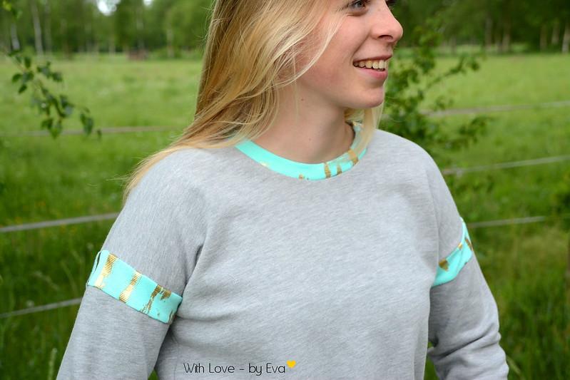 Bask Mint sweater