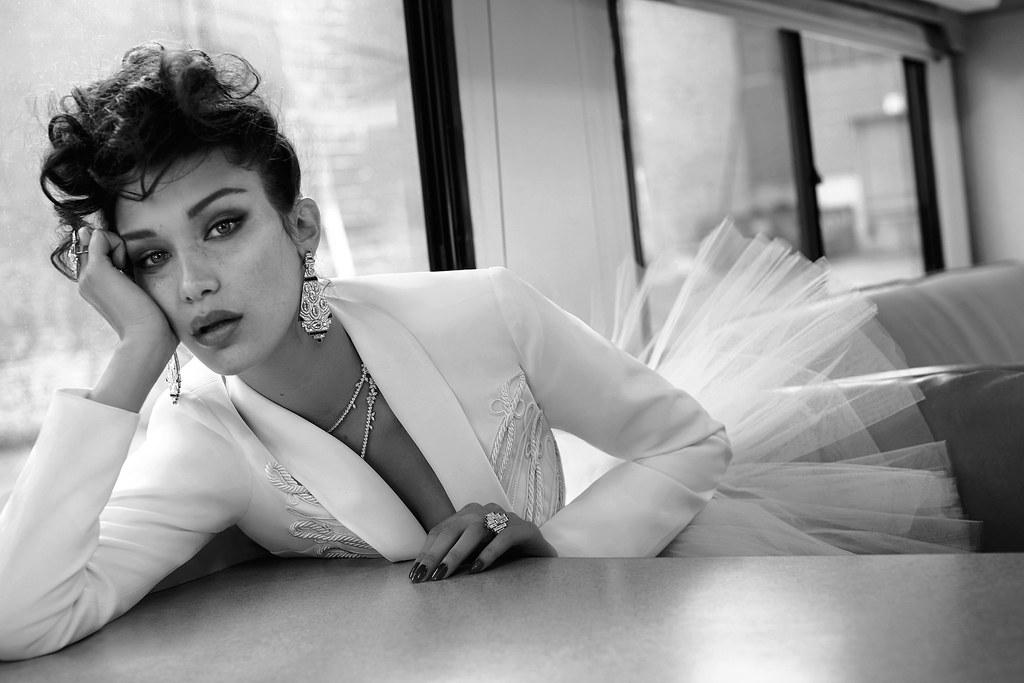 Белла Хадид — Фотосессия для «Vogue» TR 2016 – 1