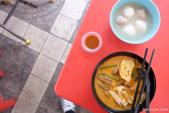 Alor Corner Curry Mee (5)