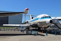 United Airlines Boeing 727-022 prototype N7001U