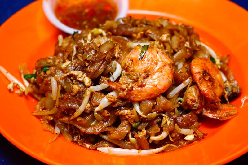 Lau Wan Pork Free Char Koay Teow