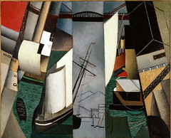 The Harbor by JEAN METZINGER