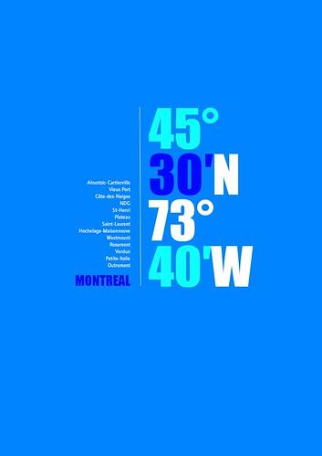 Montreal Coordinates