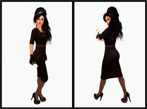Amy - Diptych I