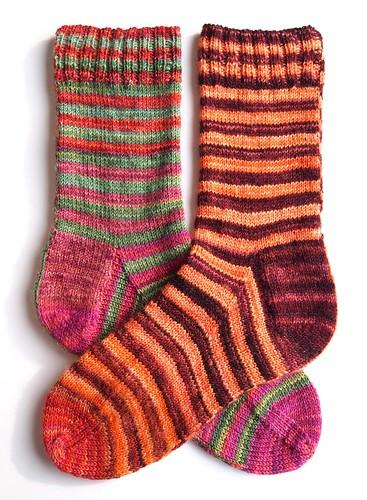 Magnolia socks-9