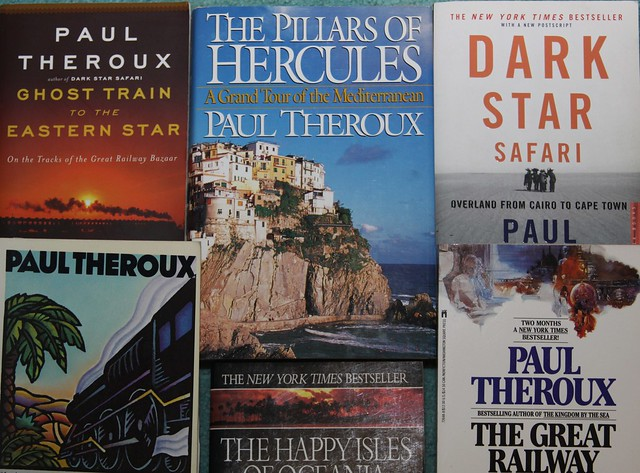 paul theroux essays Maybe paul theroux needs to take some travel writing doesn't need any more voices like paul theroux's by gwyneth travels as memoirs and are inherently more inward-looking it can also be found in the lengthy first-person travel essays posted by travelers of both genders on.