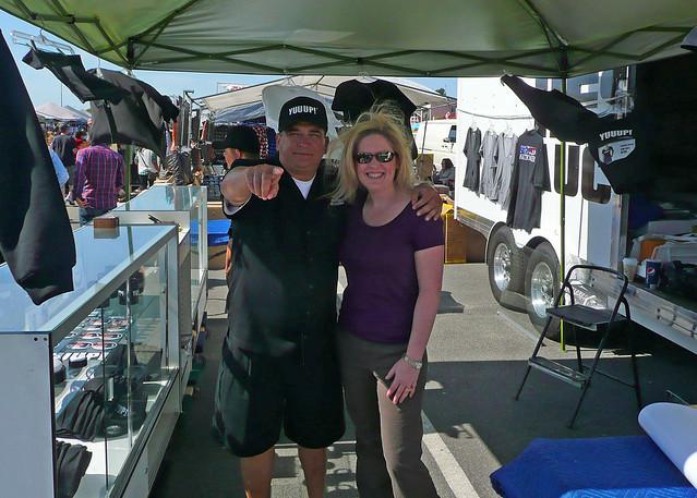 Storage Wars Dave Hester Wife
