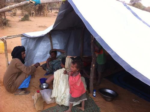 assan midal, mali, mali refugees, mali refugee crisis
