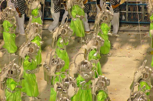 Rio's Carnival: Sao Clemente35