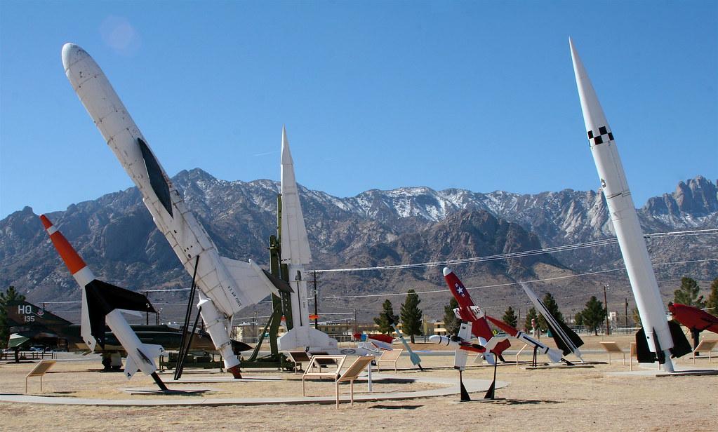 White Sands Missile Range & Museum