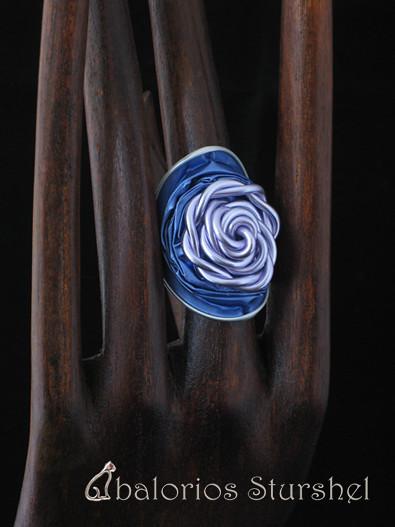 Anillo Nespresso Azul&Lila 1 Blog