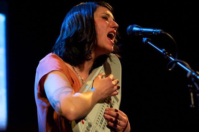 Sharon Van Etten @ Music Hall of Williamsburg 2/24/12
