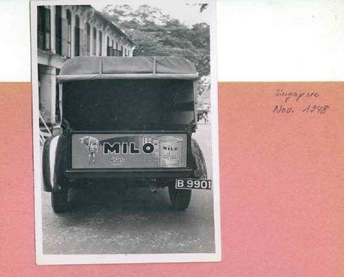 1948 Singapore cars