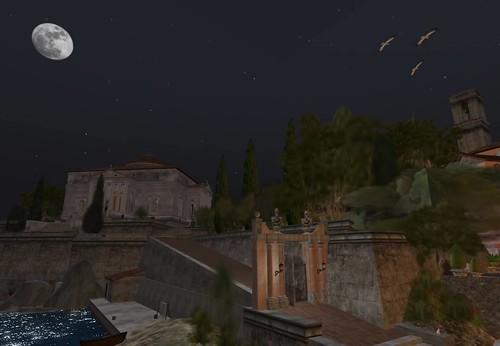Principato di Melioria, Villa Vesuviana #2 by Cherokeeh Asteria