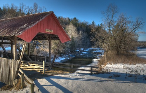 Randall Covered Bridge