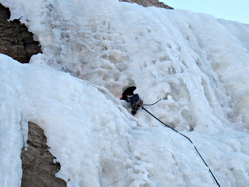 The rappel hole