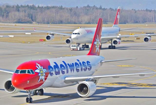 Edelweiss Air Airbus A320-214; HB-IHZ@ZRH;29.02.2012/641dg