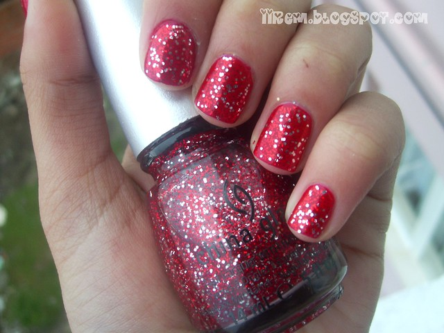 China Glaze Love Marilyn , Pacific Gabrini 31 (3)