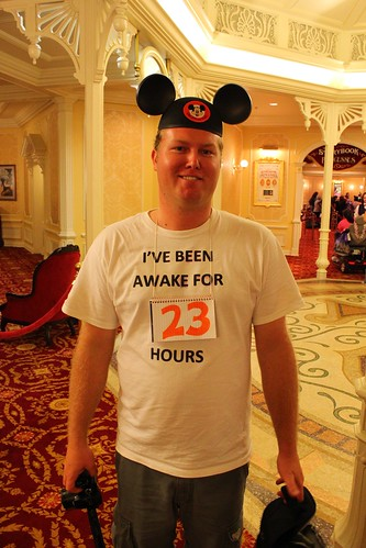 Awake for 23 hours - One More Disney Day
