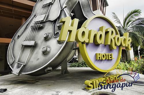 Hard Rock Hotel, Sentosa, Singapore
