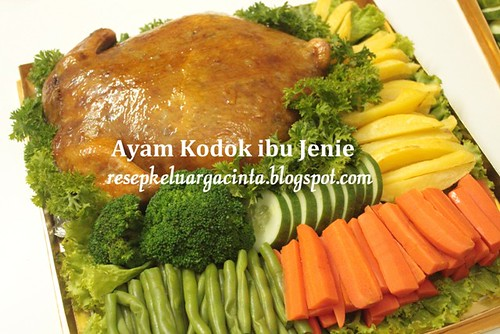 Ayam Kodok ibu Jenie