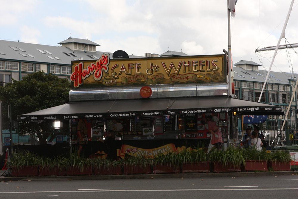 「Harry's Cafe de Wheels」的圖片搜尋結果