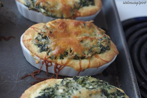 gluten free spinach dish 003