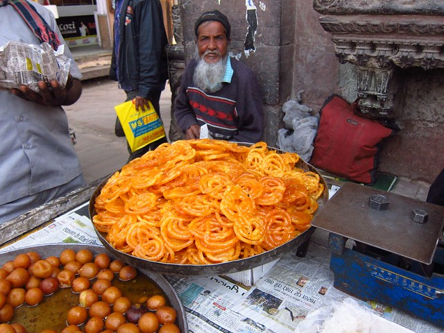 Jalebi, Front and Center