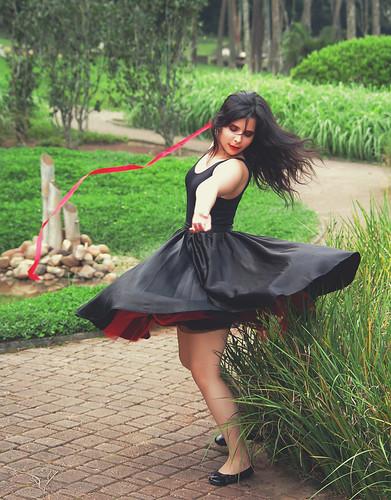 [フリー画像素材] 人物, 女性, 踊る・ダンス, ブラジル人 ID:201203130800