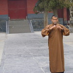Wed, 09/03/2011 - 05:09 - Shifu Kanishka training shaolin qi gong in shaolin temple Shaolin Kung Fu India
