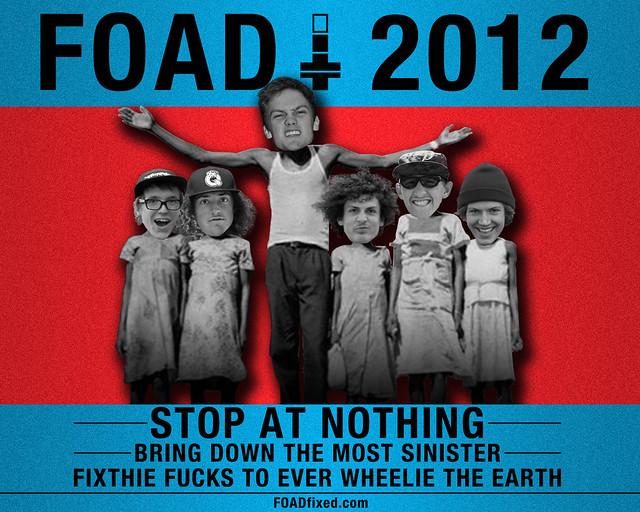 #STOPFOAD