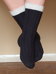Irish Stout socks