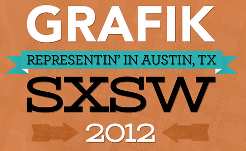 Grafik at SXSW 2012