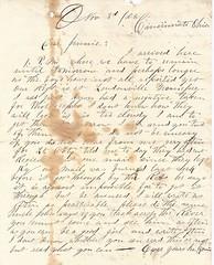 Letter Nov 1863 1
