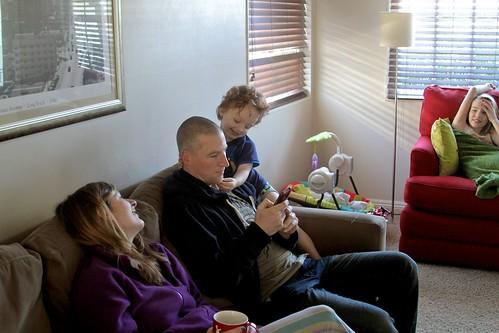 Bry, Misty & Kayle's Visit