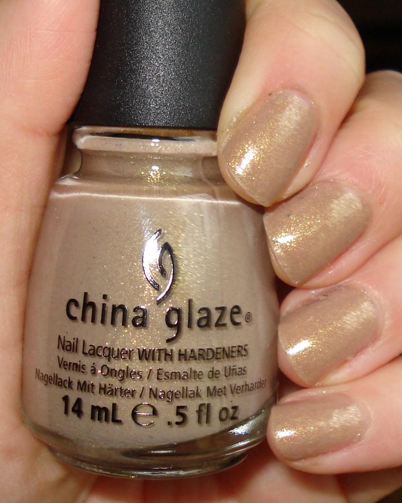 China Glaze - Fast Track