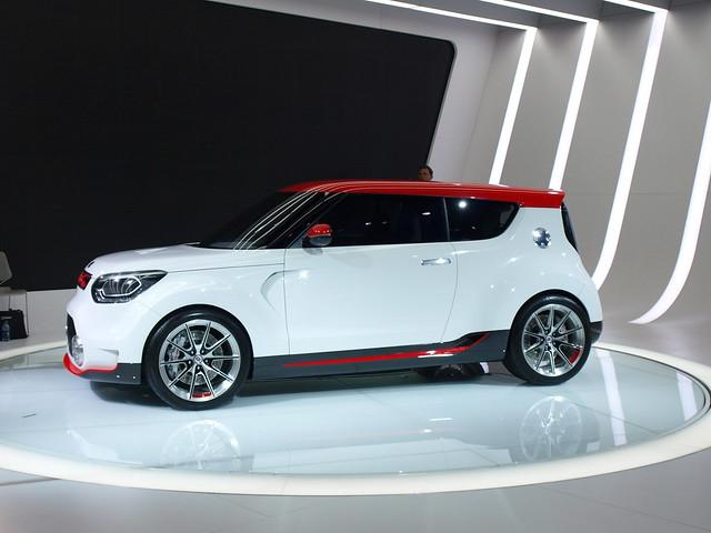 Kia Track'ster Concept 1