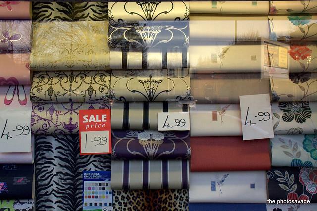 Wallpaper Shop 1, Gallowgate, Glasgow