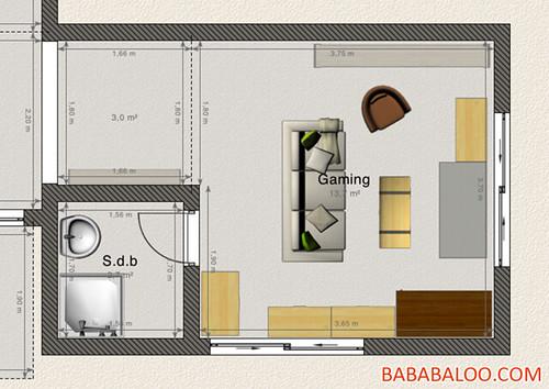 Salle De Bain Ikea D Dco Salle De Bain Moderne Avec Douche - Plan salle de bains ikea