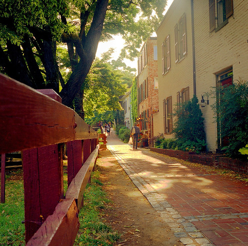 Georgetown, Washington, DC (by: Dmitri Lyakhov, creative commons license)