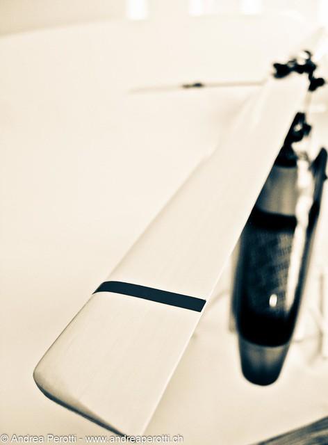 Blade 450 3D - Lugano 12.02.2012