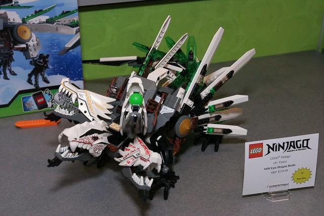 Lego Ninjago Epic Dragon Battle Instructions Lego Ninjago Epic Dragon