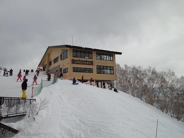 這裡是山頂的餐廳