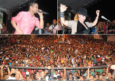 2do domingo del carnaval Mocano @ Miriam Cruz & Don Míguelo