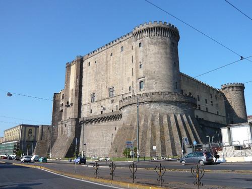 Napoli il Maschio Angioino eventi fiere e sagre febbraio 2012 di fotoeweb