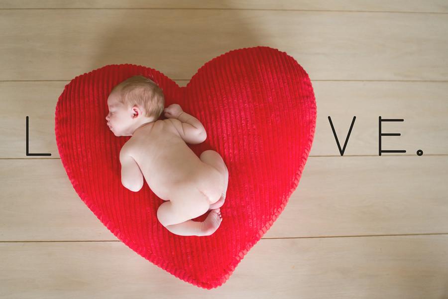 valentine miller newborn1small