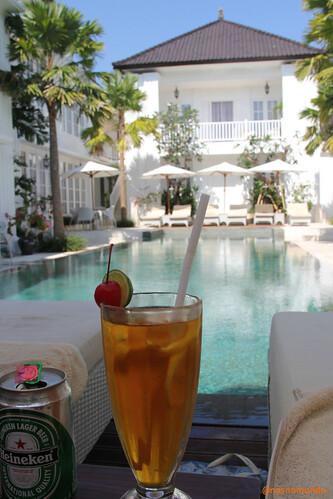 The Colony Bali hotel boutique com ótima localização e  ~ Quarto Personalizado Hippie
